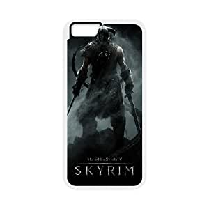 COOL Creative Desktop The Elder Scrolls CASE For iPhone 6,6S 4.7 Inch Send tempered glass screen protector Q98D802988
