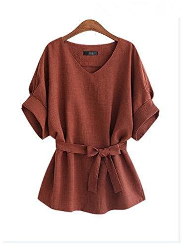 david-nadeau-new-summer-kimono-vintage-bat-sleeve-women-blouses-loose-casual-ladies-shirt-tops-red-4