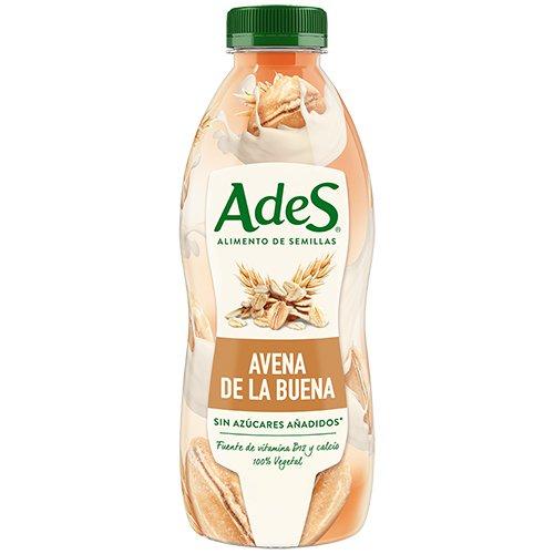 AdeS - Avena de la buena con vitamina B12 y calcio, Bebida Vegetal, 800 ml, Botella de plástico: Amazon.es: Alimentación y bebidas