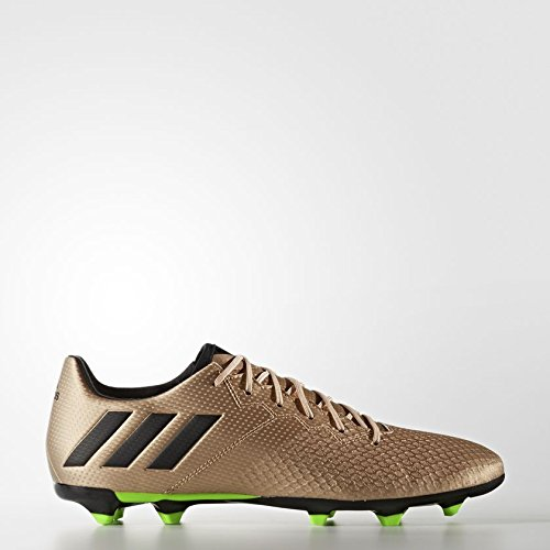 Calcio Da 16 000 Fg Uomo dorado versol Oro Messi cobmet negbas Adidas 3 Scarpe RqCgxYXwg