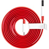OnePlus Dash Type-C Cable (150cm, Red-White)