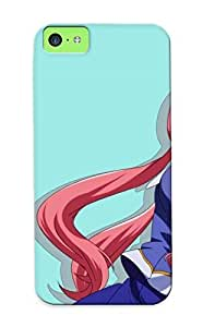 Premium NtOsDzj1968UJgZL Case With Scratch-resistant/ Yukiteru And Yuno Future Diary Case Cover For Iphone 5c