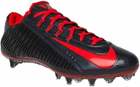 058cb8c0d Nike Lacrosse Cleats - Nike Vapor Carbon ELT 2014 Lax - Antracite Challenge  Red 11.5