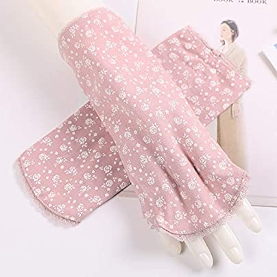 XIAOFENG-R Breathable Elastic UPF50 Exposed Half Finger Short Sleeve without Fingerling Ladies Wristband Concealer Sunscreen Gloves Sun Protection Estimated Price £29.76 - £80.29 -