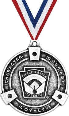 クラウンAwards Little League Medals – 2
