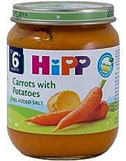 Hipp Organic Carrots With Potatoes Jar, 125g