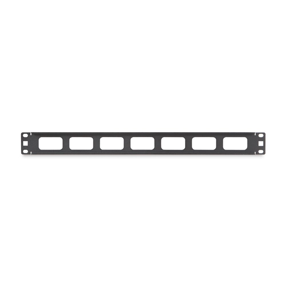 1U Cable Routing Blank by Connect-Tek
