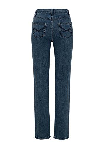 Stone Nouvedlle Femme Rita Mid Jeans Million Denim X RnpFWzz