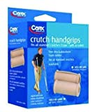 Carex Split Crutch Handgrips - 1 case (6 Each)