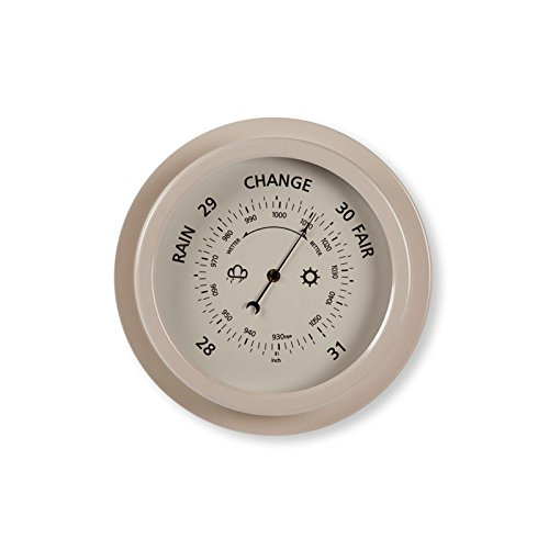 Garden Trading Large Barometer - Clay