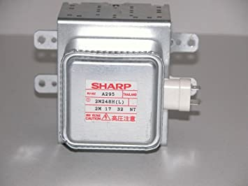 Amazon.com: Sharp 2 m248h (L) a295- Horno de microondas ...
