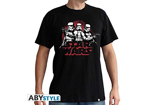 Abystyle Abystyle Star Tshirt Abystyle Wars Wars Stormtroopers Stormtroopers Star Abystyle Star Wars Tshirt Star Tshirt Stormtroopers tPdzqAwat