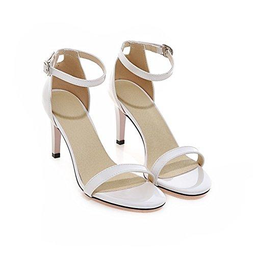 Sintética De Piel Verano Mujer Zapatos Shinik Stilettos w8vmNn0O