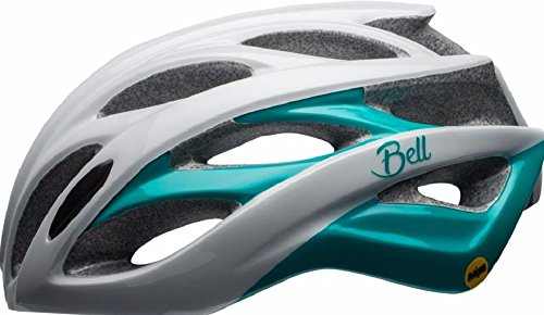 Bell Endeavor Mips Joy-Ride Matte White Emerald Ladies Road Sport Bike Helmet Size Medium For Sale