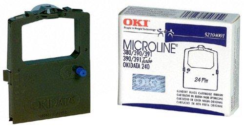 OKI Ribbon ML380 cinta para impresora - Cinta de impresoras ...