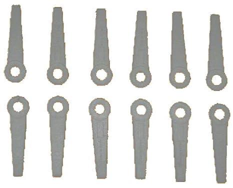 RocwooD PK12 - Cuchillas multicortadoras para desbrozadora Stihl ...