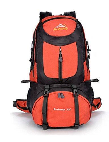GXS Abfalltonne Multifunktional outdoor Umhängetasche Tasche Wandern Tasche Riding Orange - orange o0ZVWqA