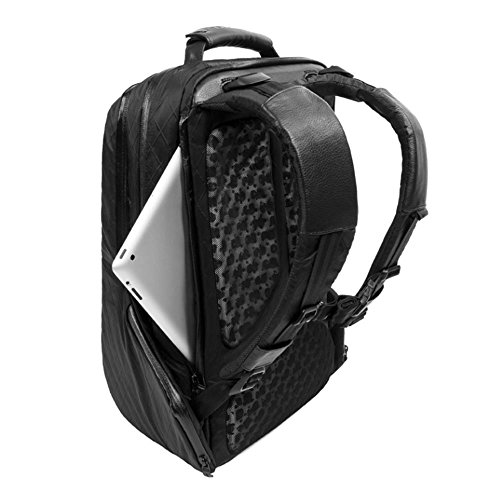 Incase Diamond Wire Collection - Icon Backpack - CL55598 - Black by Incase Designs (Image #2)