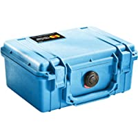 Pelican 1150 Camera Case With Foam (Blue)