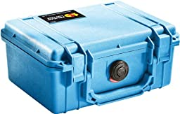 Pelican 1150 Case with Foam for Camera  - Blue