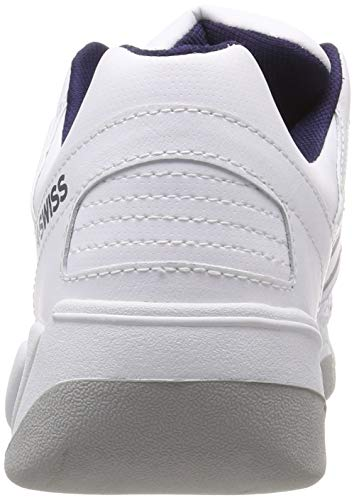Blanc K 000070583 swiss De white Tennis m white 10 navy Chaussures navy Accomplish Homme Performance Iiicarpet RRWZnPBH