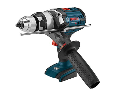 BOSCH HDH181XB Bare-Tool 18V Brute Tough 1/2in Hammer Drill/Driver (Renewed) ()