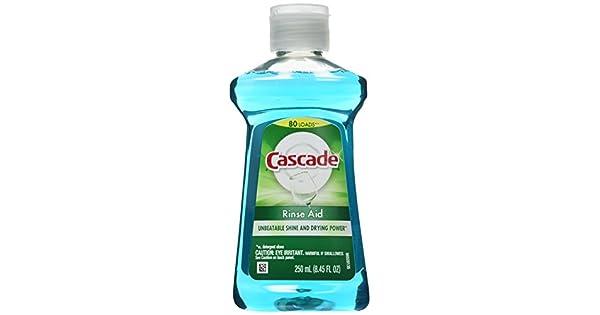 Amazon.com: Cascade Complete abrillantador 8.45 fl oz (8.5 ...