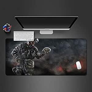 czxmp 90 * 40cm*3mmCojín de ratón Fresco de Warface Personalizado ...
