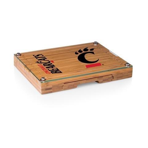 Cincinnati Bearcats ConcertoカッティングボードとツールセットB01M5KNB30