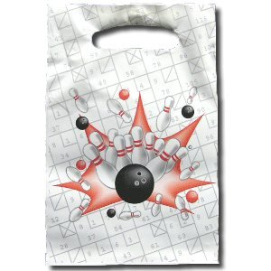Bowling Party Loot Bags - 1