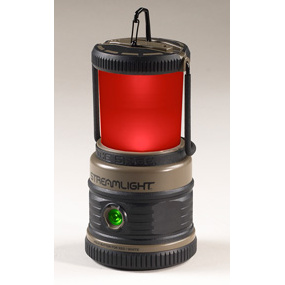 Streamlight Siege Lantern Illuminated with Red LED