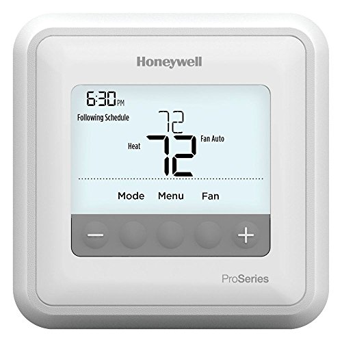 Honeywell TH4210U2002 T4 Pro Programmable Thermostat 2H/1C 1H/1C