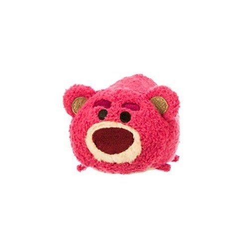 Lot Bear Plush - Disney Lots-O'-Huggin' Bear ''Tsum Tsum'' Plush - Toy Story - Mini - 3 1/2''