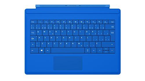 Microsoft Surface Pro 3 Type Cover (Cyan) English/French Layout ()