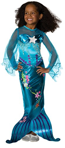 picture of Magical Mermaid Child Costume - Small (4-6)