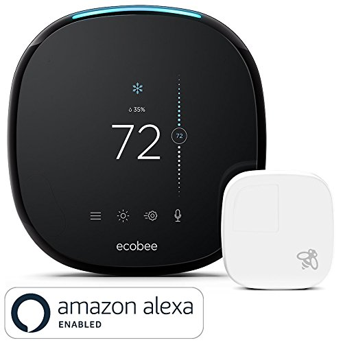 ecobee4 Thermostat Sensor Amazon Built product image