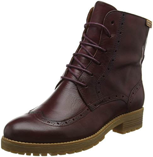 Pikolinos Womens Santander Leather Ankle Boot  W4j 8727