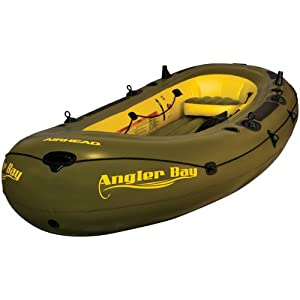 AIRHEAD AHIBF-06 Angler Bay 6 In the flesh Inflatable Boat