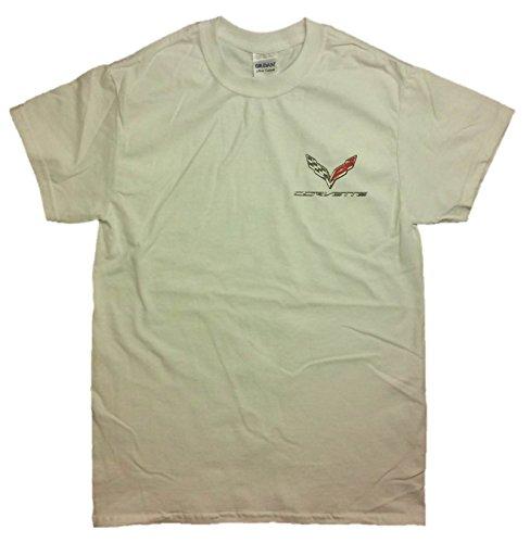 Joe Blow Men's Corvette C1-C7 Flag Collection T-Shirt