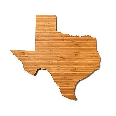 Aheirloom State of Texas Cutting Board