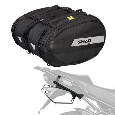 AL58HE11//359 herrajes soportes necesarios X0SL58 Alforjas laterales SHAD