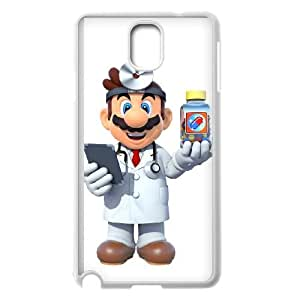 Samsung Galaxy Note 3 Cell Phone Case White_Dr. Mario Miracle Cure_004 Fipzw