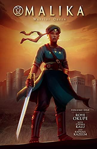 Book Cover: Malika: Warrior Queen Volume 1