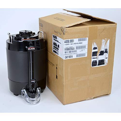 Bunn 44050.0051 TF 1.5 Gal Black ThermoFresh Coffee Server Dispenser New Open Box by Bunn (Image #2)