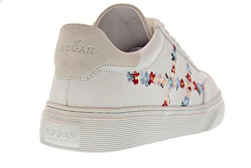 Sneakers Basse Hogan Donna Hxw3650j950i78b001 H365 Bianco