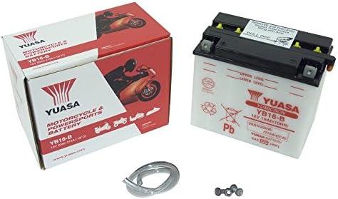 YUASA YB16-B Batterie de Moto