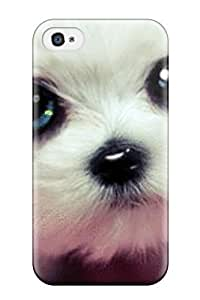 Iphone Cover Case - Cute Puupy Eyes Case Compatibel For Apple Iphone 5C Case Cover