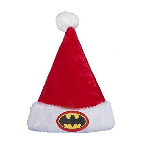 Kurt Adler Batman Santa Hat ()