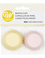 Wilton Pastels Baking Cups, Mini, Pack of 100