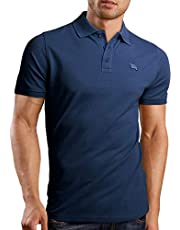 Grin&Bear   Poloshirt heren   slim fit en regular fit   PL02